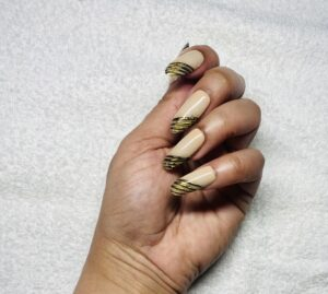 Full Coverage Custom Made Press On Nail Extensions